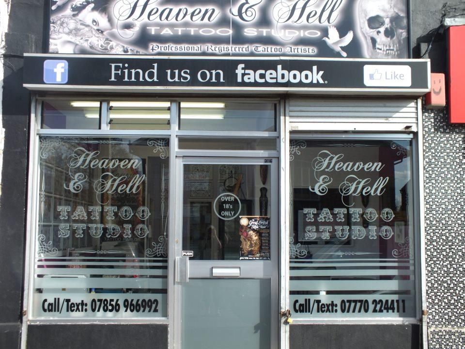 Heaven & Hell Tattoo Studio