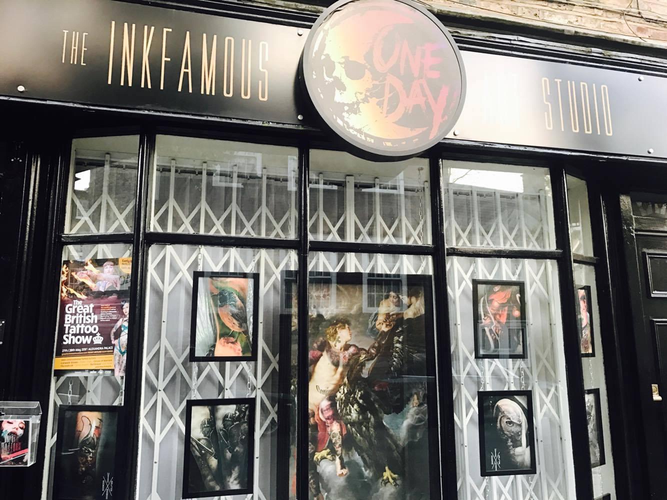 One Day Tattoo Studio