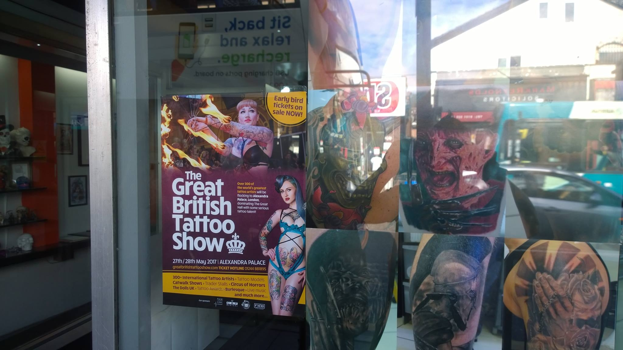 The Watchtower Tattoo Co.