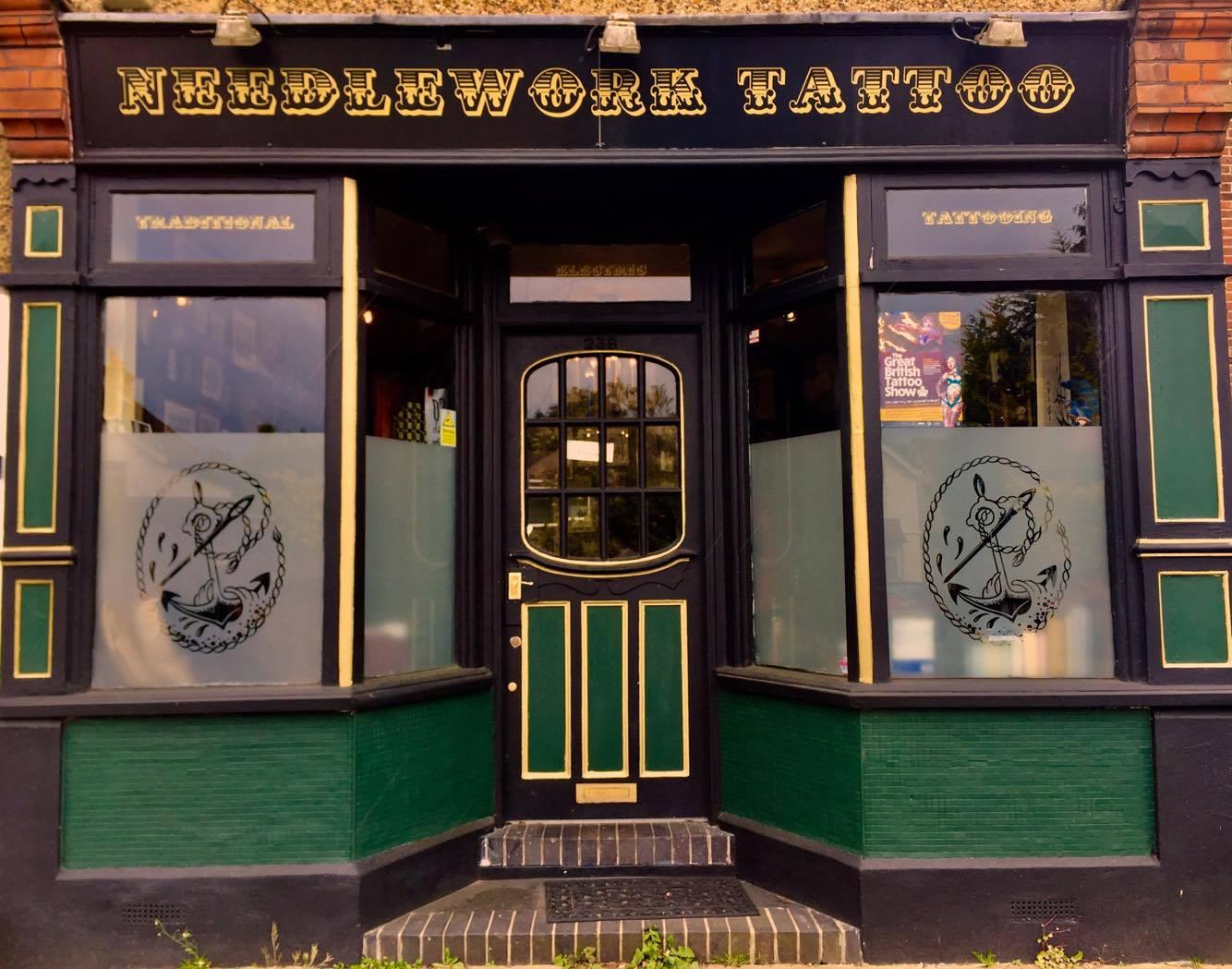 Needlework Tattoo