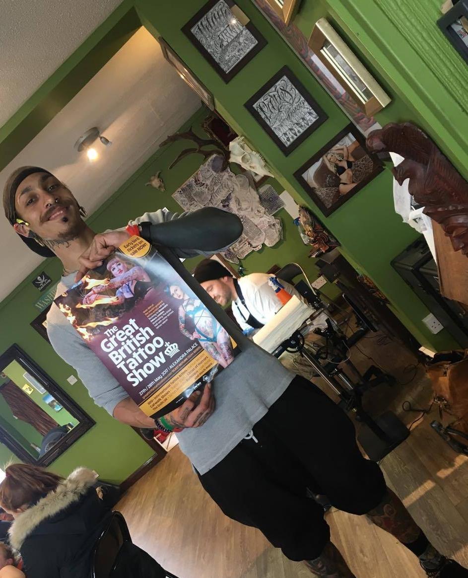 Electric Lady Tattoo Studio