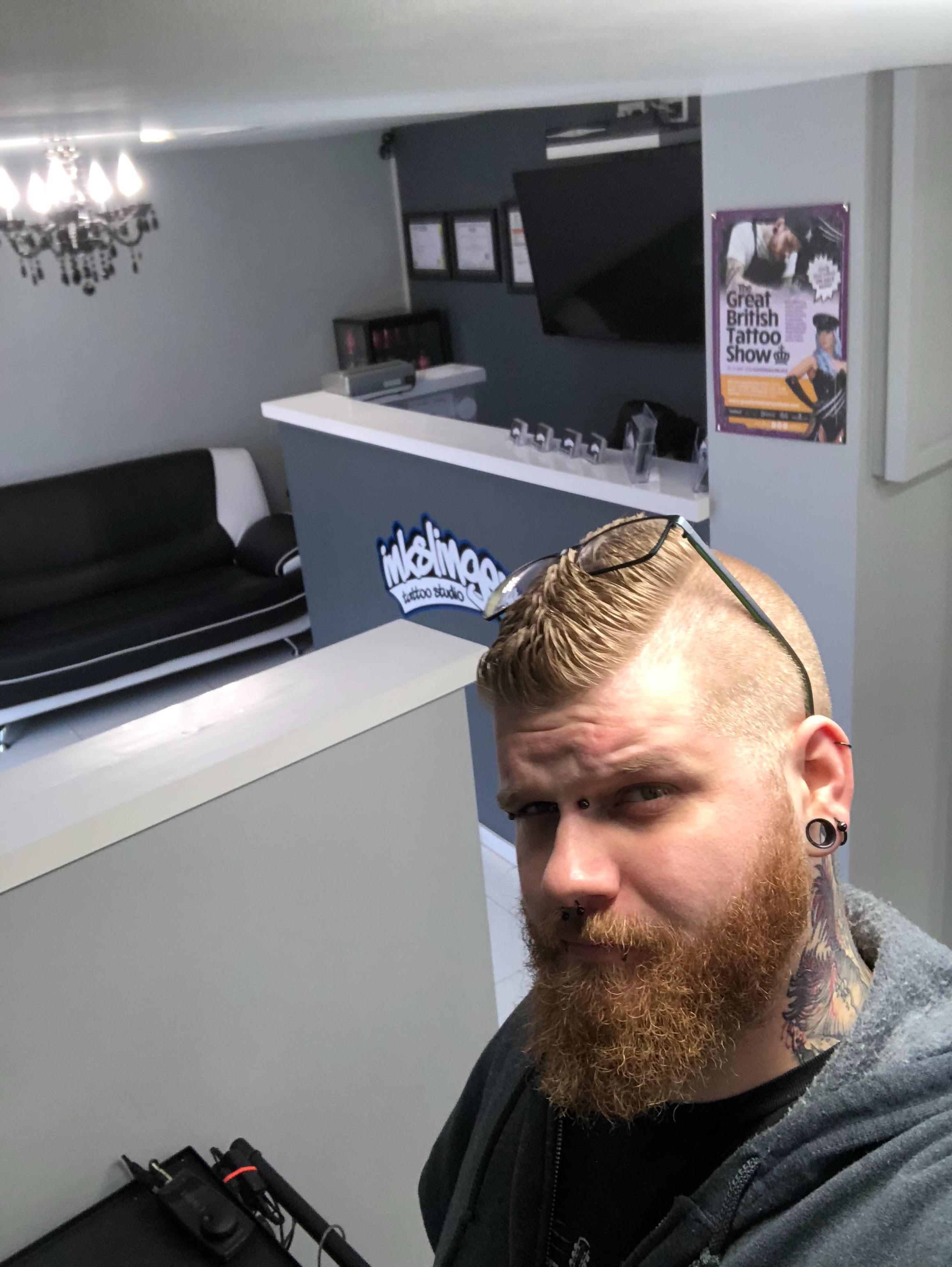 Inkslingerz Tattoo Studio ft. Billy Venni