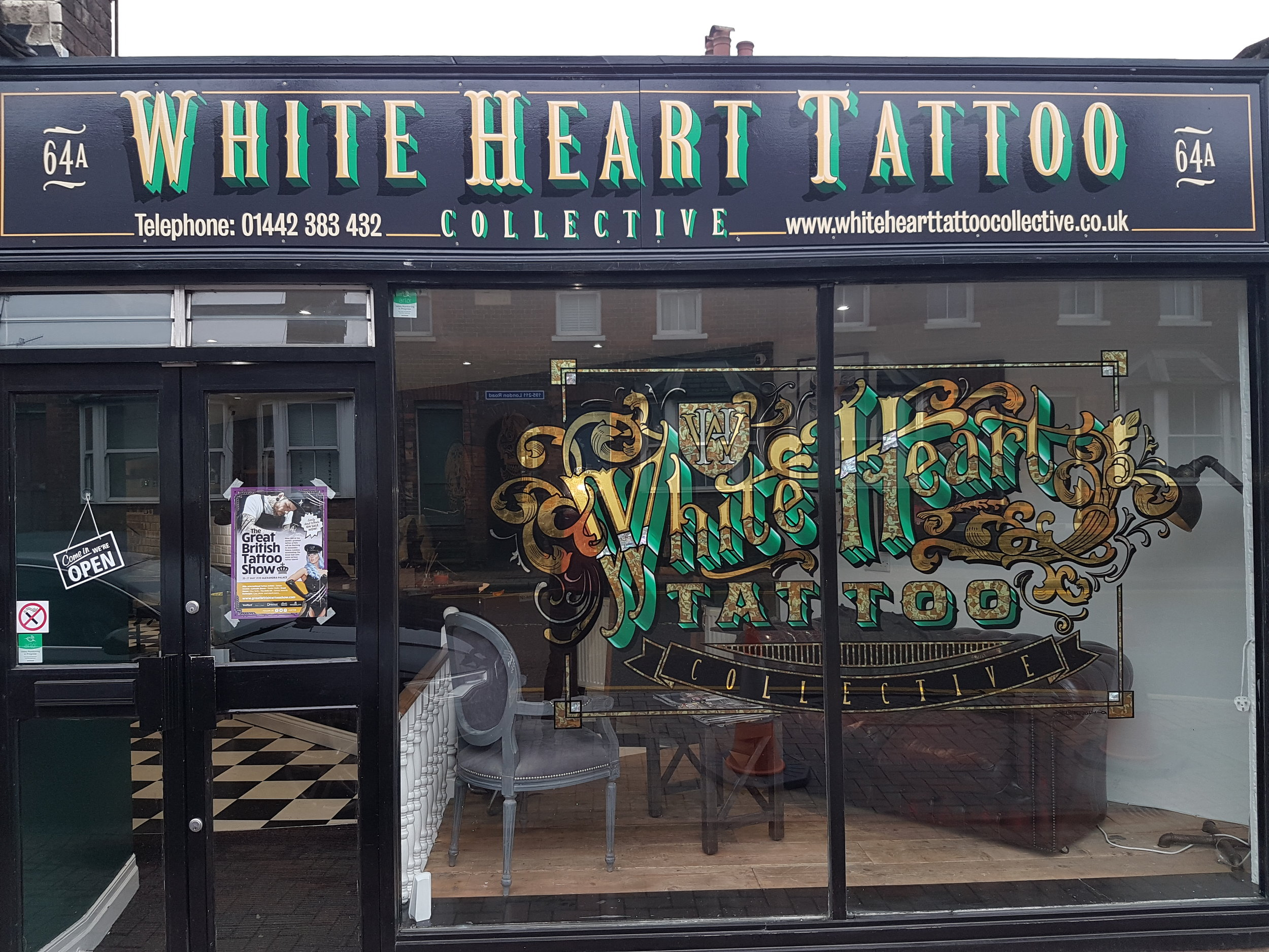 White Heart Tattoo Collective