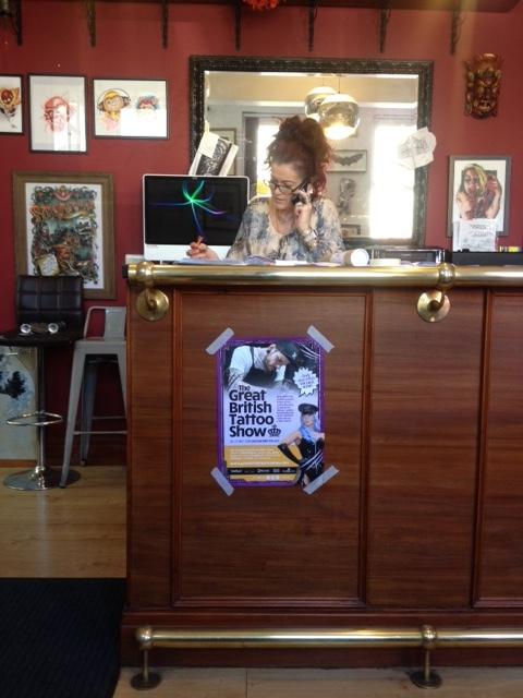 Border Rose Tattoo Studio