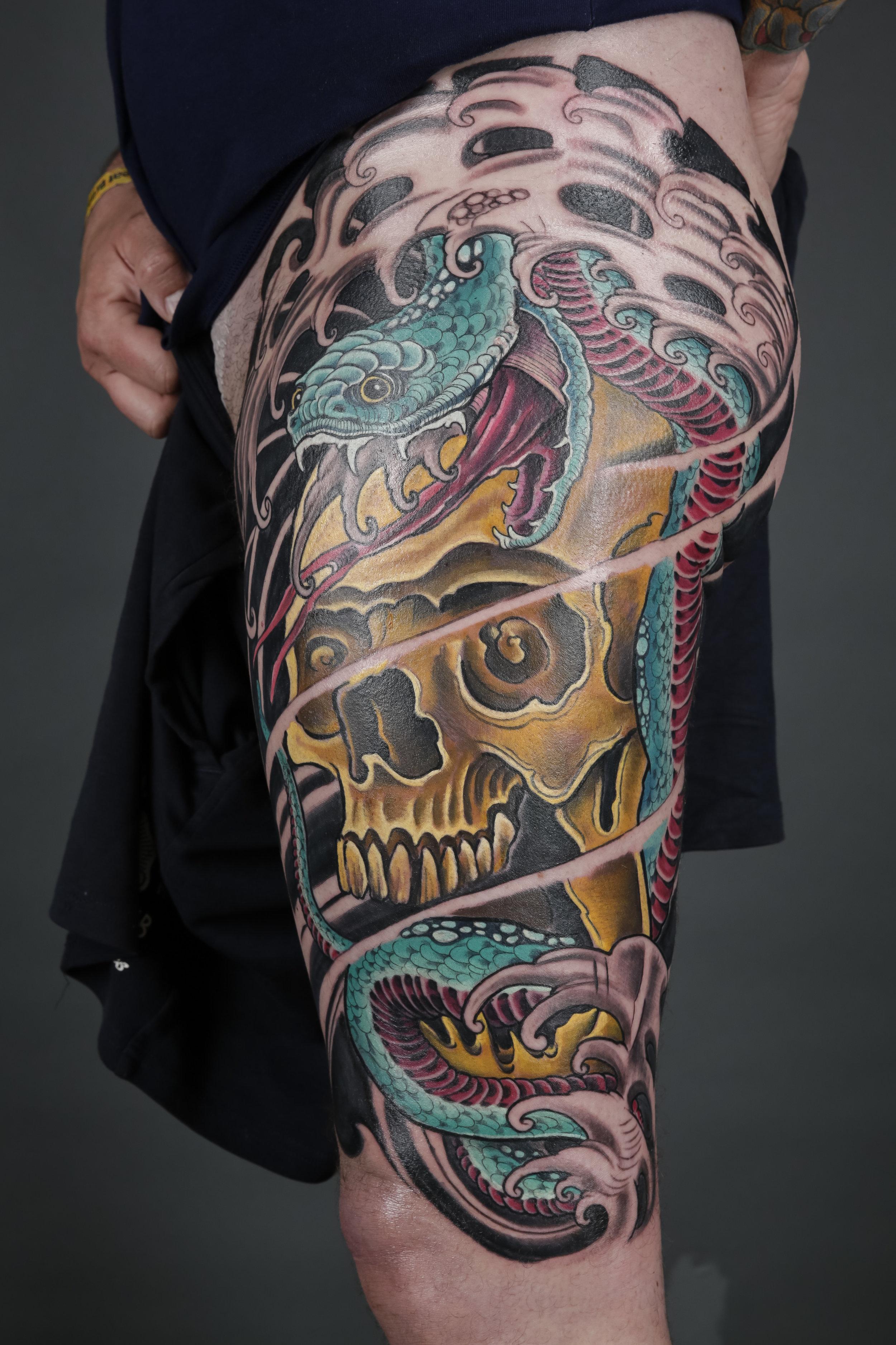 2018 The Great British Tattoo Show