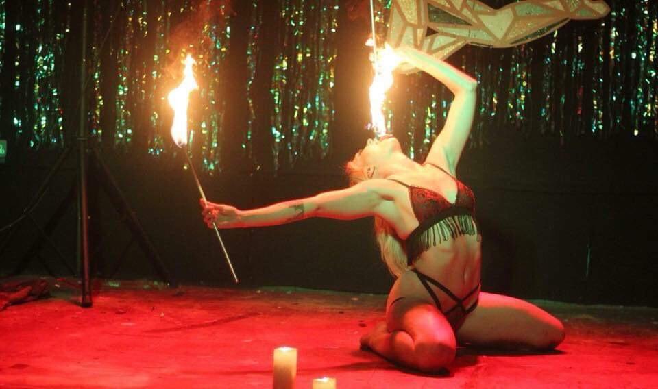Lucinder Fire Stunts 'Burn Baby Burn'.JPG
