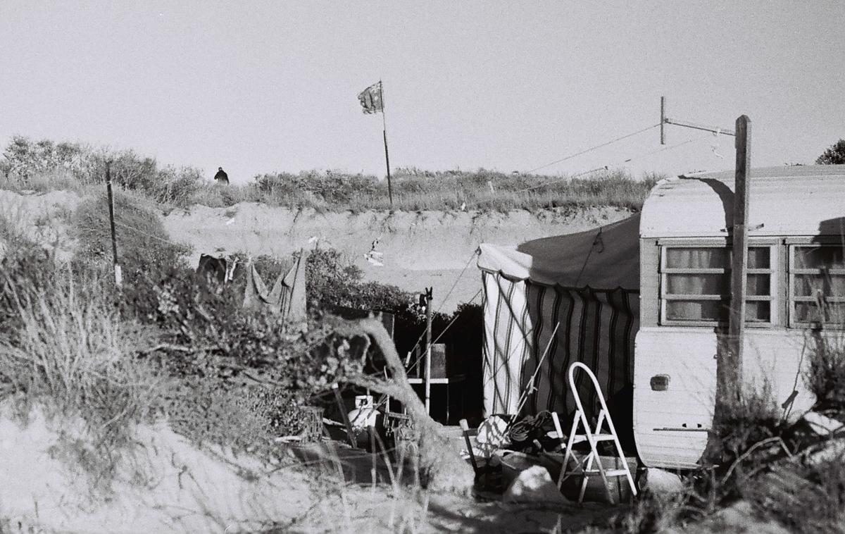 Scorpion Ridge, Three Mile Camp, Gnaraloo Station.
