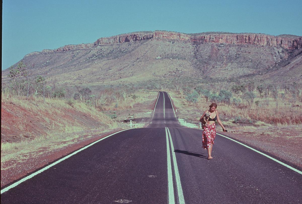 Dorj'e, Cockburn Ranges, East Kimberley.