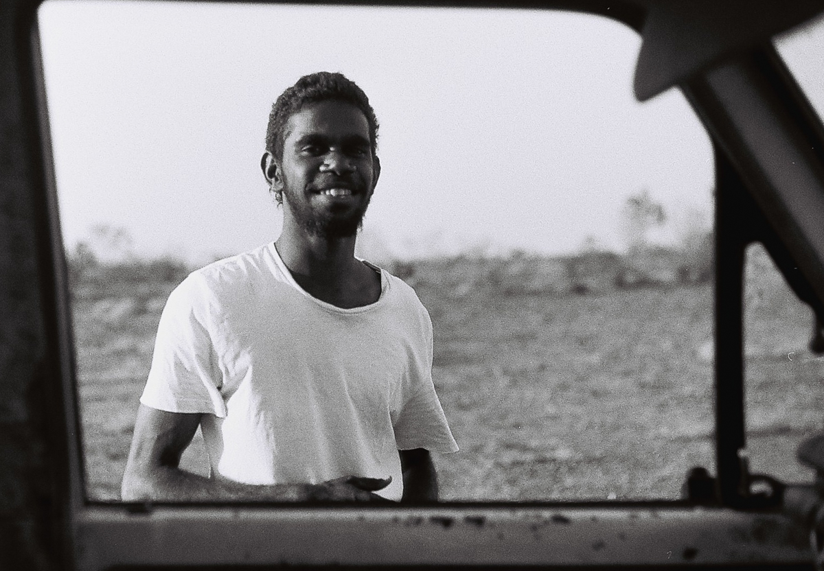 Devon, Bidyadanga Aboriginal Community, West Kimberley.