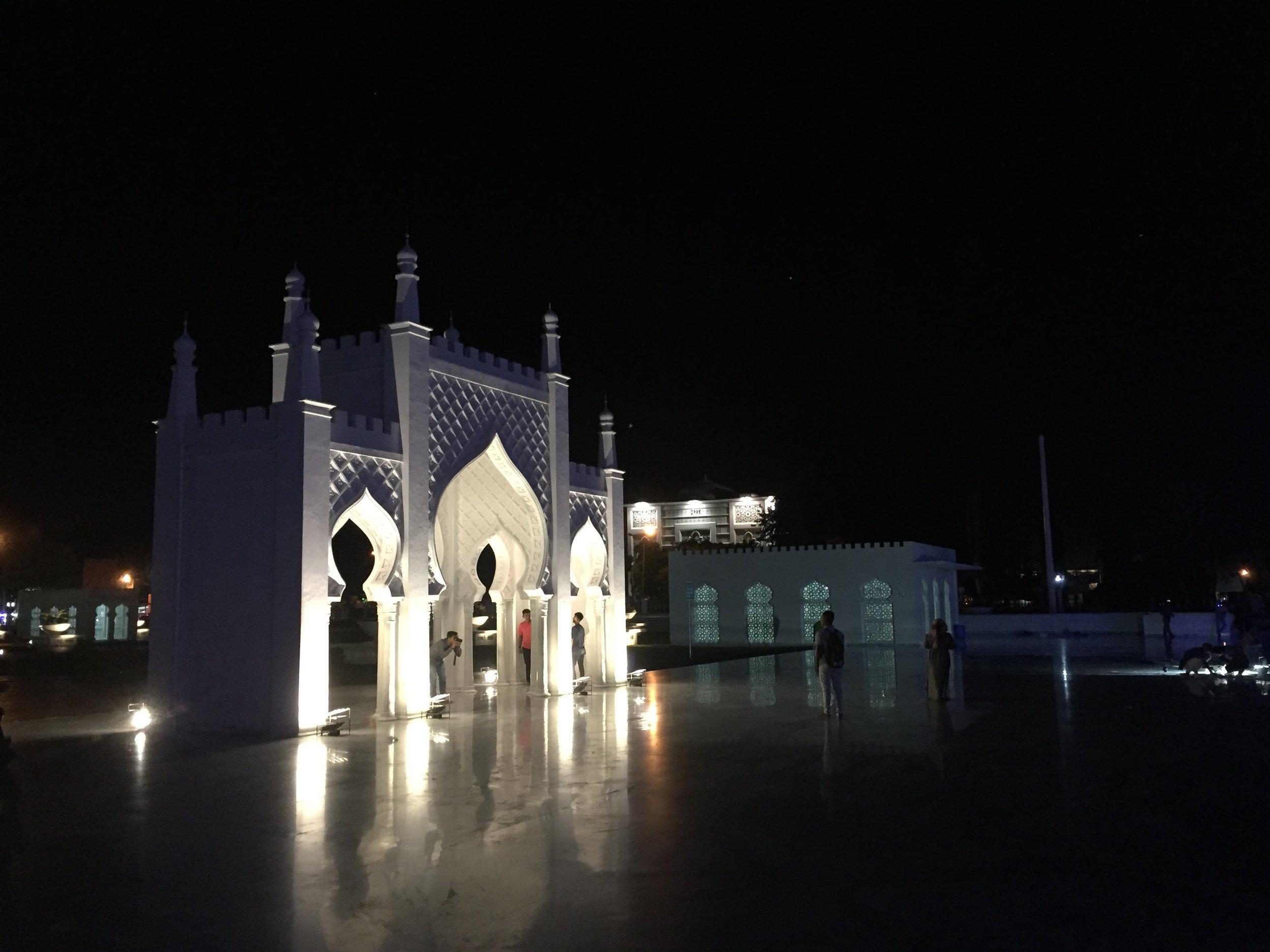 Baiturrahjman Mosque, Banda Aceh.