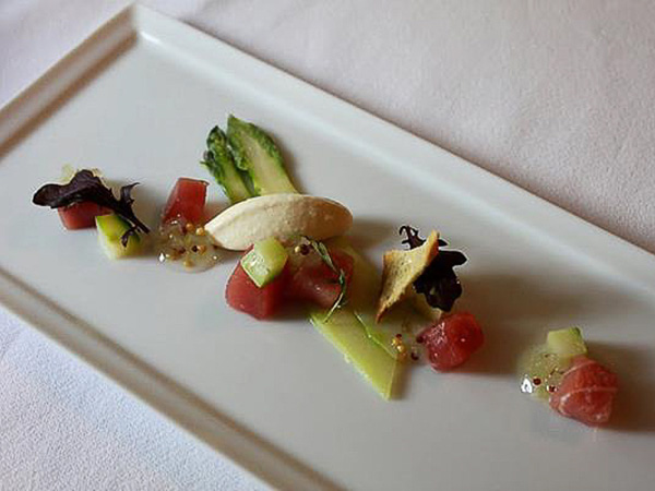 Images courtesy of The French Laundry
