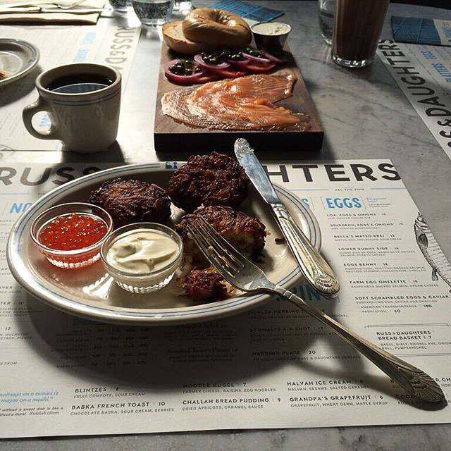 Photo courtesy of Russ & Daughters