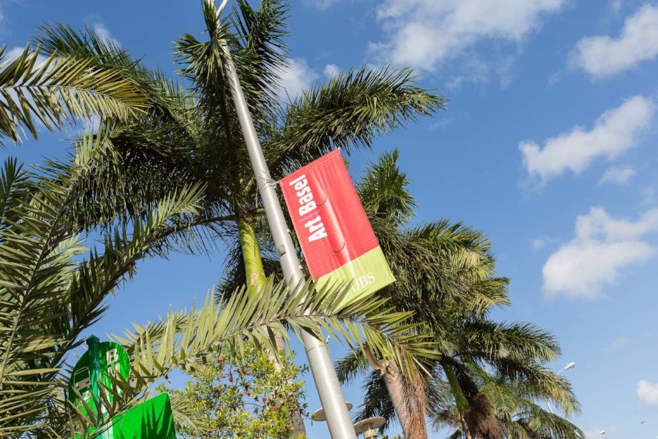 Photos courtesy of Art Basel in Miami Beach