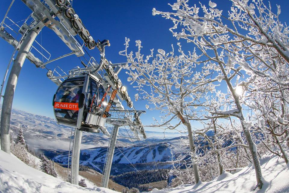 Photos courtesy of Park City Mountain Resort