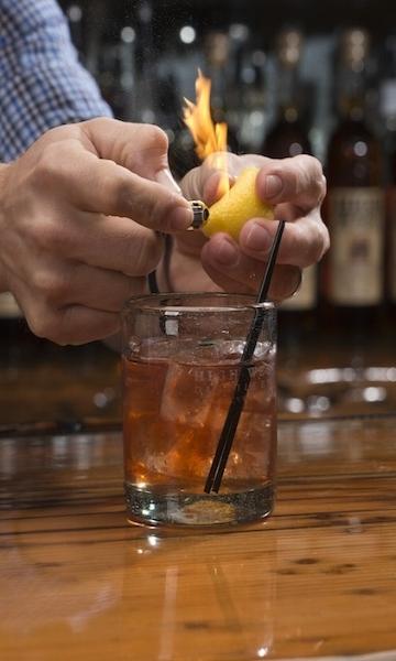 Photos courtesy of High West Distillery & Saloon