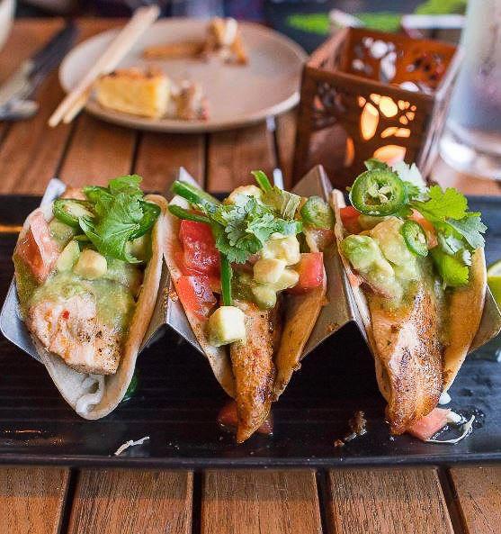 Photos courtesy of Monkeypod Restaurant