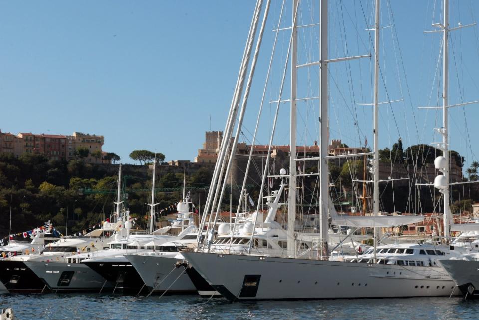 Photos (3, 4) courtesy of Monaco Press Centre Photos