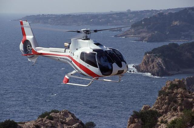 Photos courtesy of Heli Air Monaco