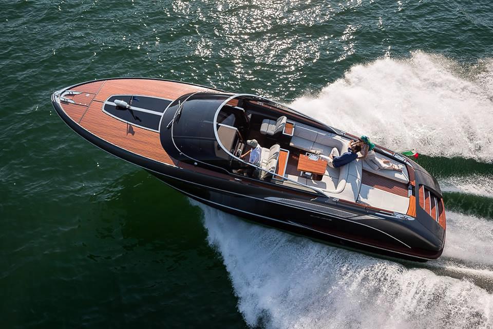 Photos courtesy of Riva Yachts