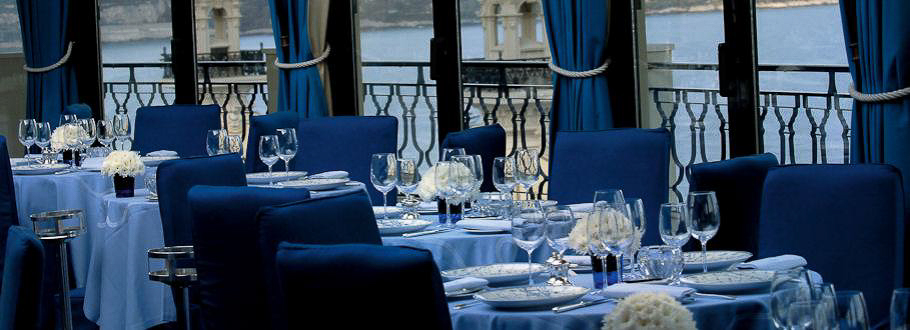 Photos courtesy of Le Grill at the Hotel de Paris