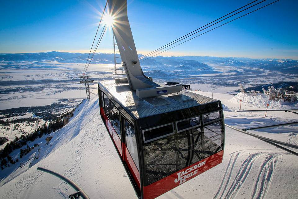 Images courtesy of Jackson Hole Mountain Resort