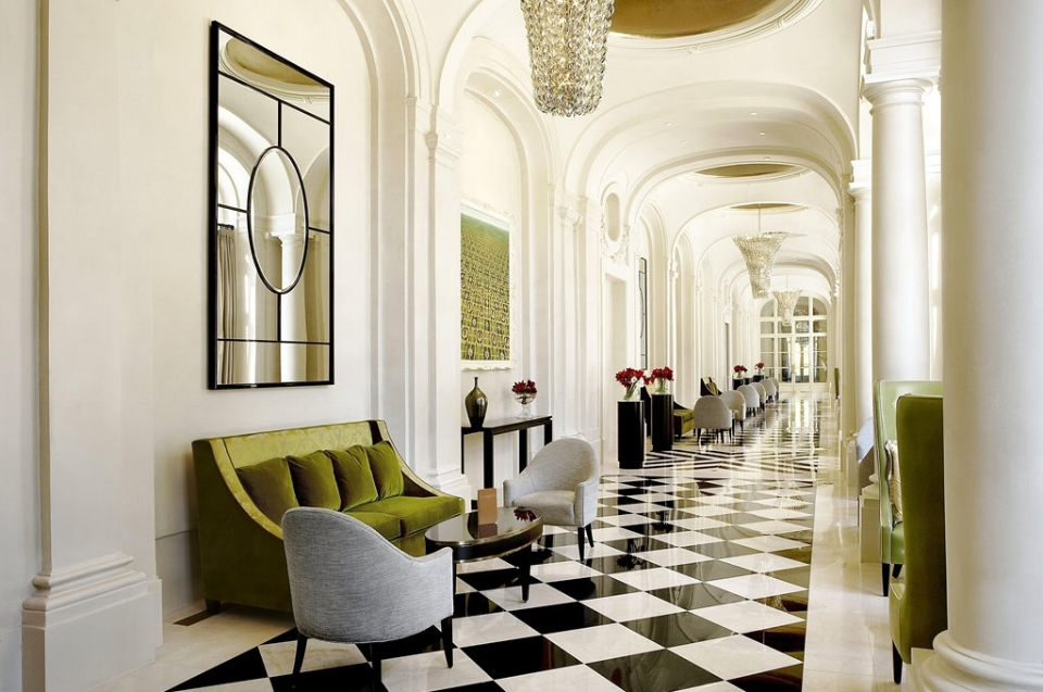 Images courtesy of Trianon Palace Versailles (Waldorf Astoria)