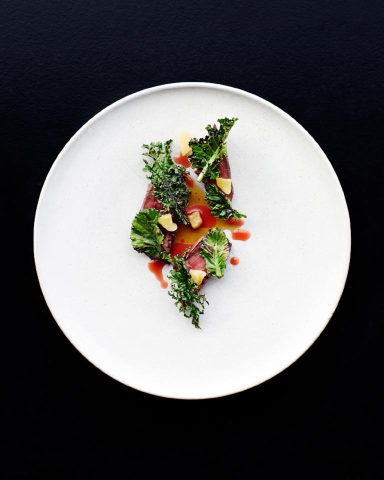 Images courtesy of Amass Restaurant