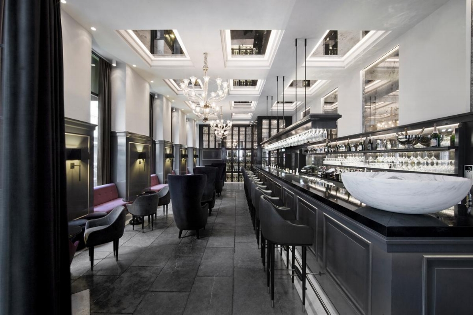 Balthazar - Images courtesy of Hotel d'Angleterre