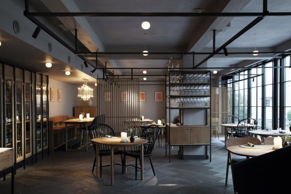 Restaurant Kadeau - photo credit: Marie Louise Munkegaard