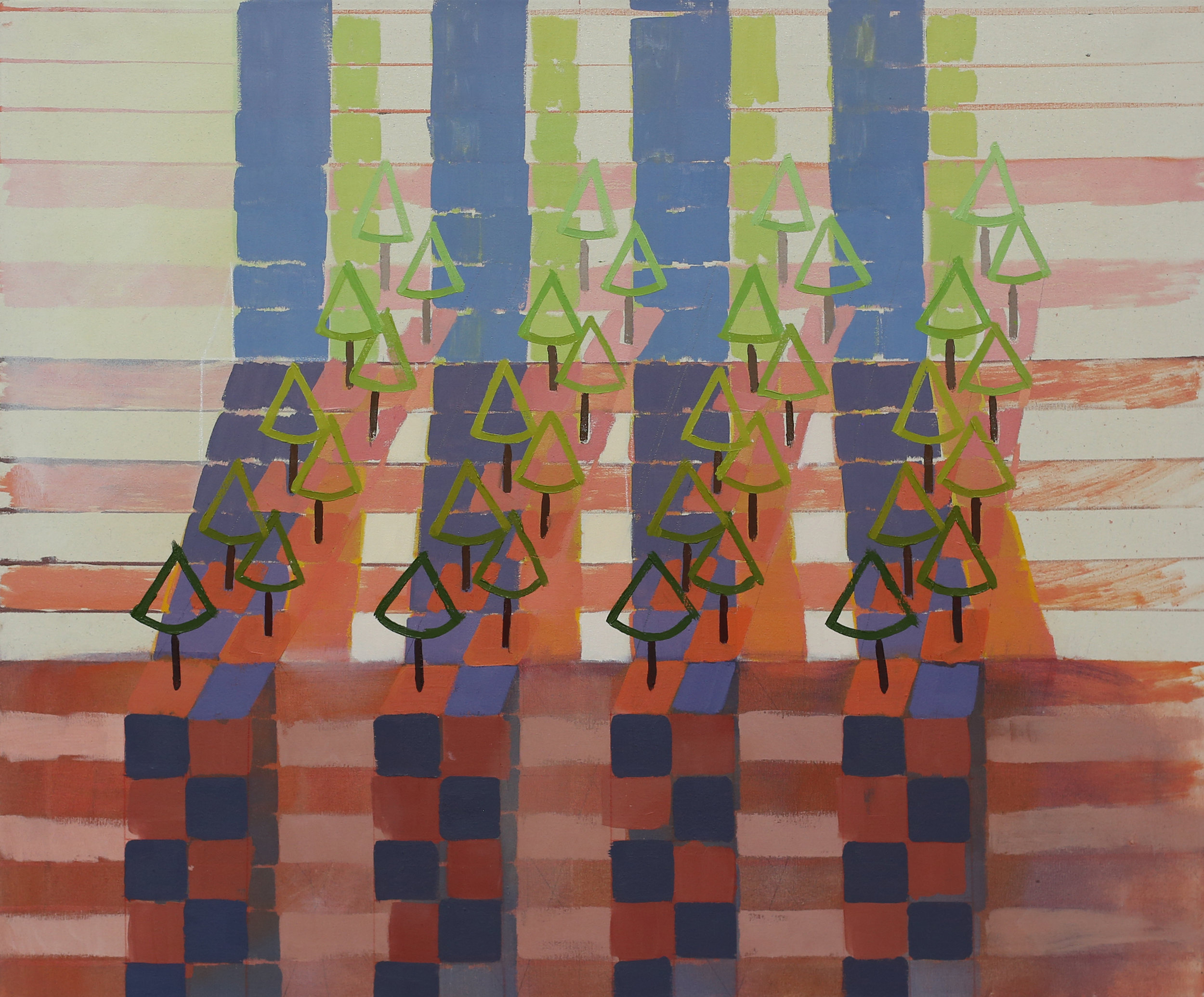 1. Lined with Trees%2c Oil on canvas 2016%2c 90cm x 75cm 1.jpg