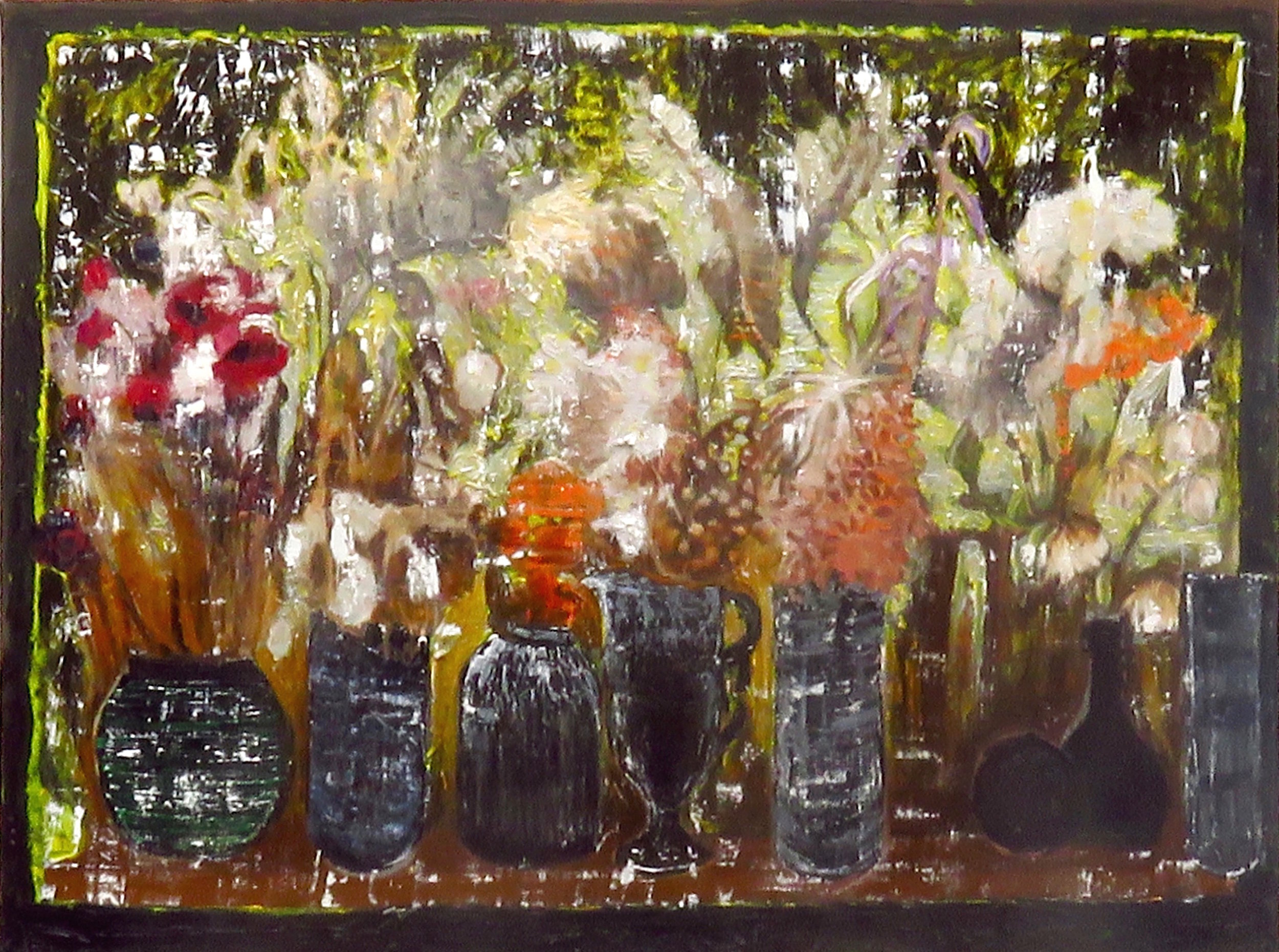 Howard Rogers 'Flowers Of The Night' (2017) Oil on canvas 90x120cm.jpg