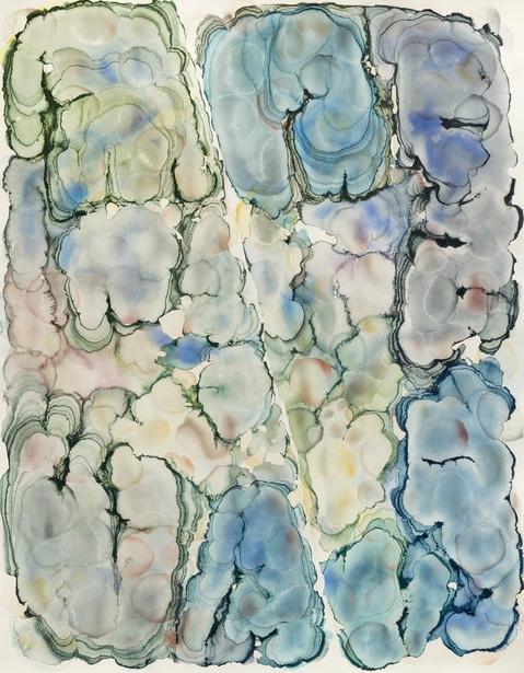 BARBARA NICHOLLS Grosse Watercolours
