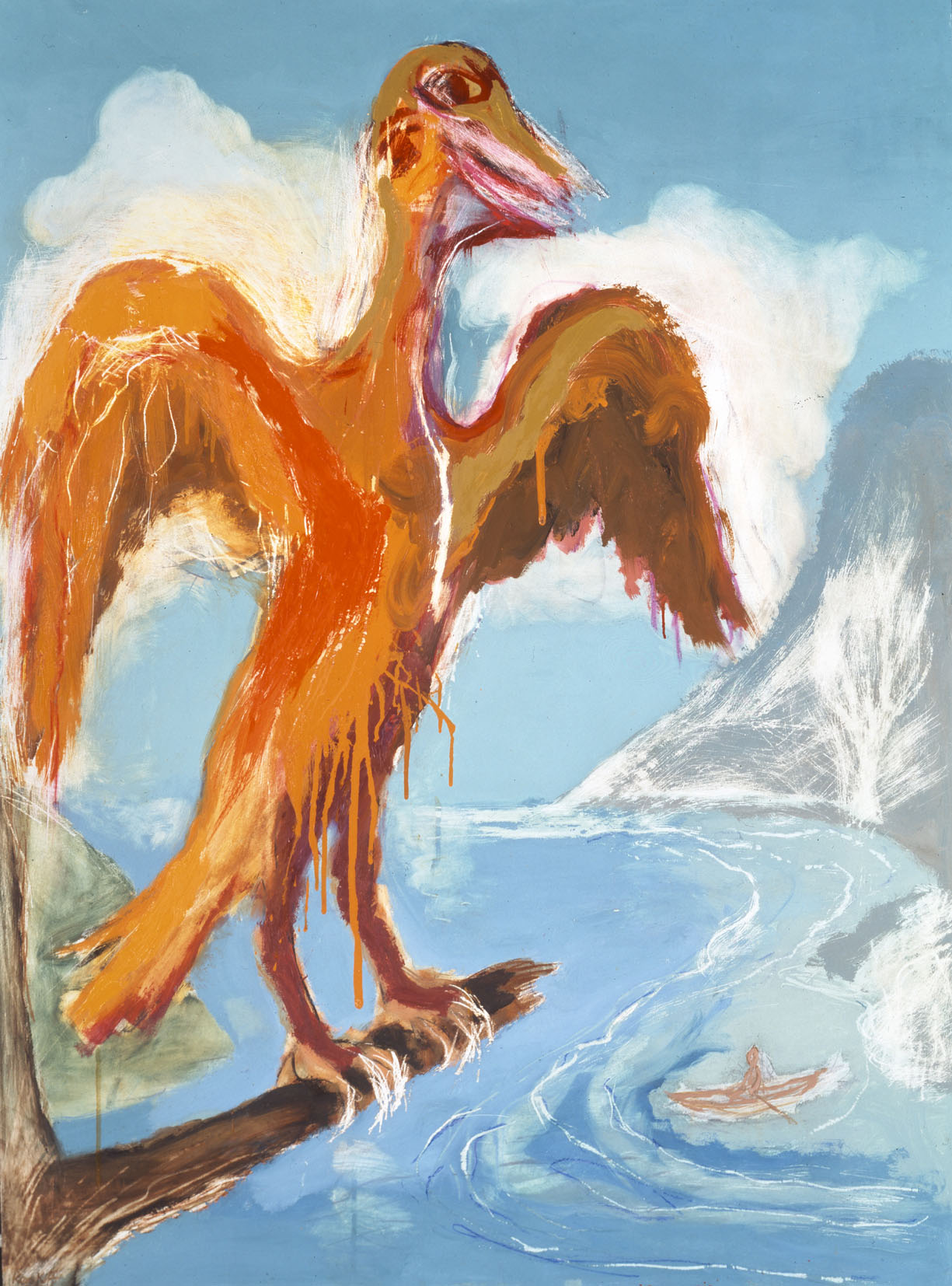 Kiff, The Large Bird, 1987-88.jpg