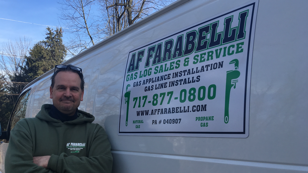 25 Years Experience - With over 25 years experience, both as a former Harrisburg Natural Gas Company employee and as a licensed contractor, Fred Farabelli delivers prompt, efficient service and expert results.