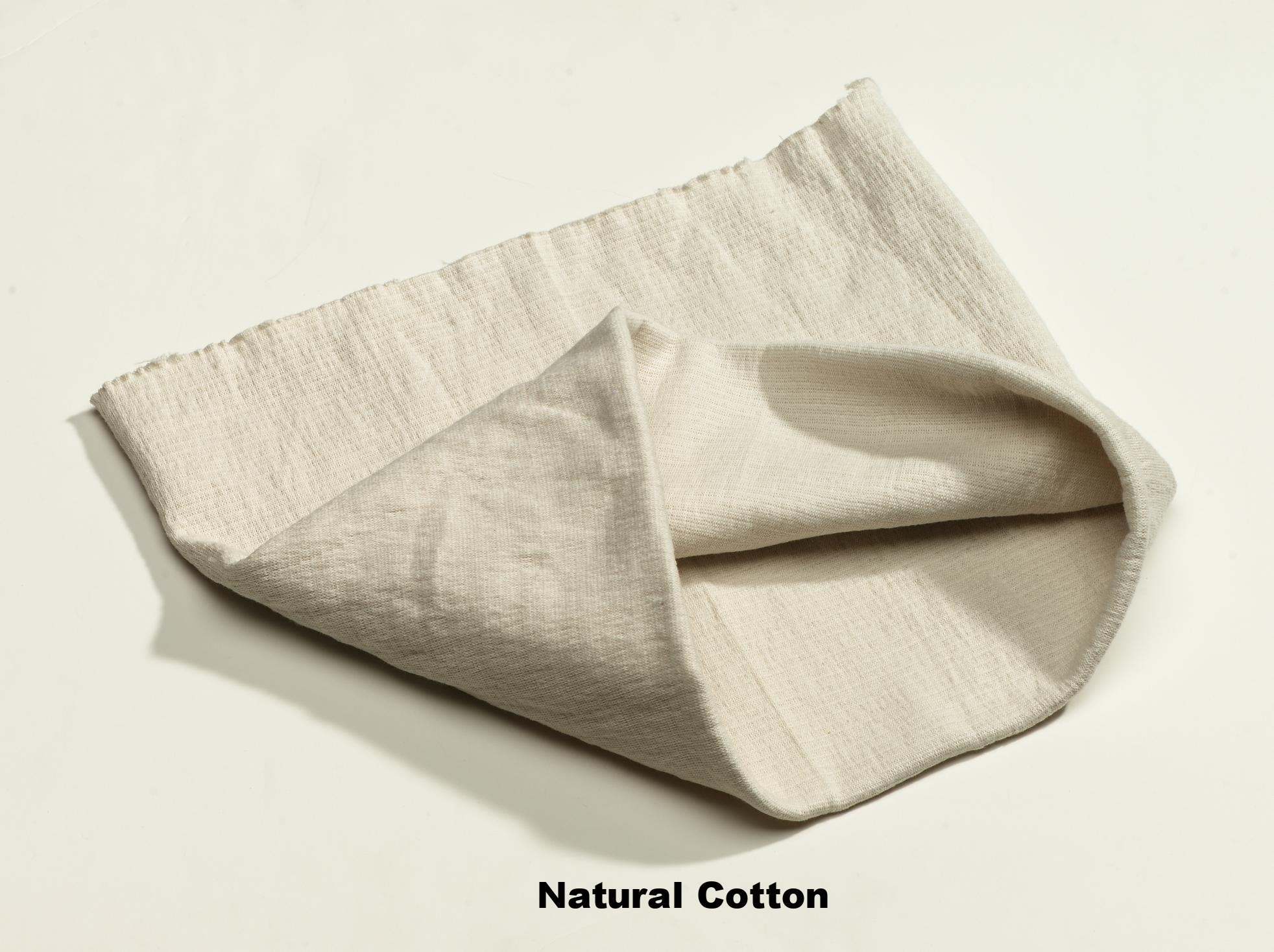 Cotton tubular