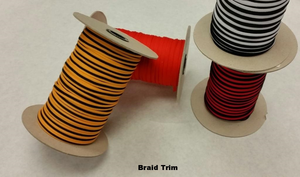 Braid trim-Athletics