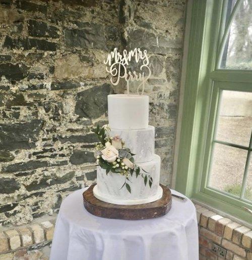 Sugar Flower Cake Company Bespoke Wedding Cakes Wedding