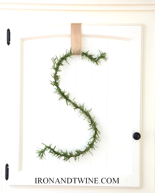 DIY+Letter+Wreath,+Monogram+Wreath,+Rosemary+(5).png