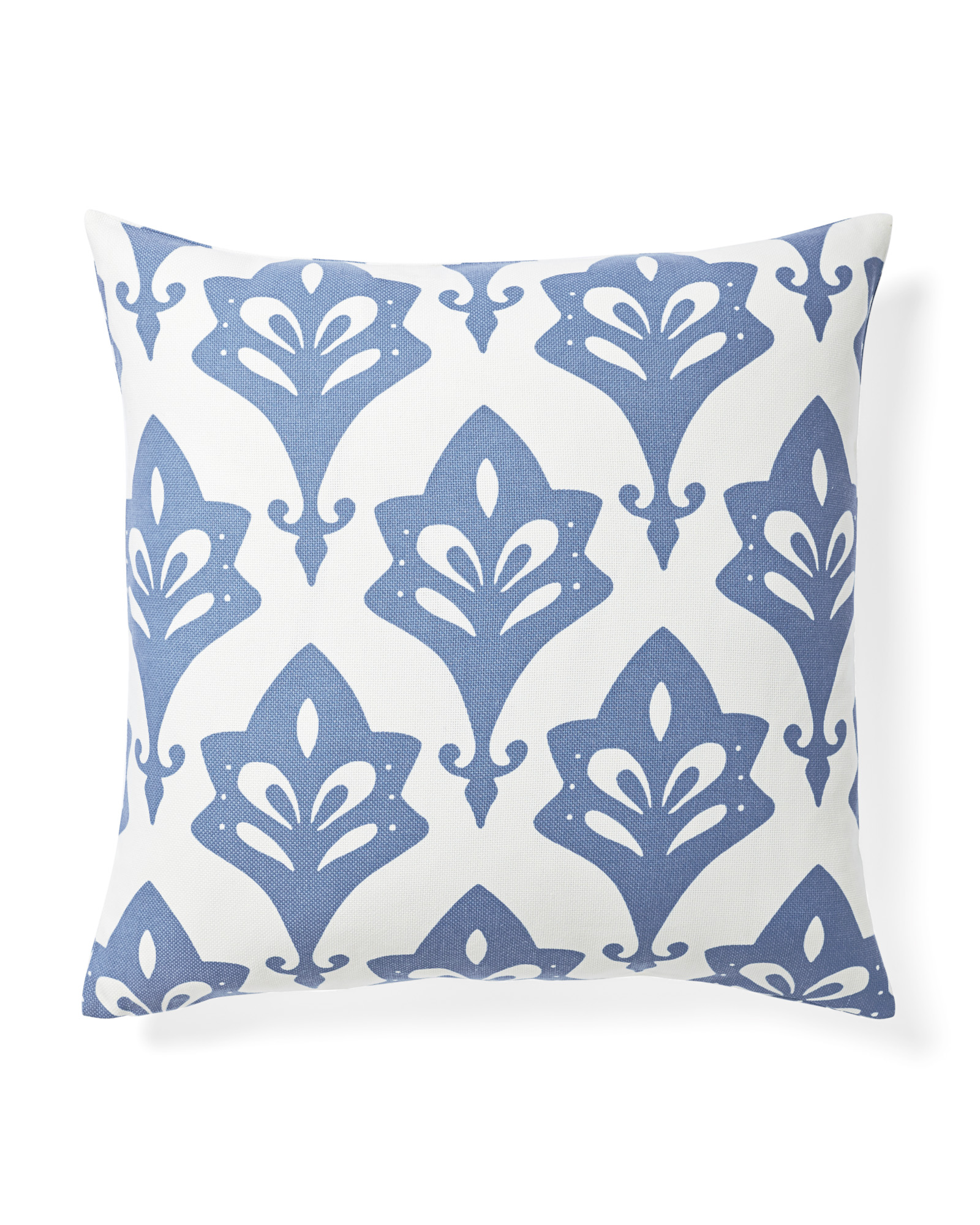 This outdoor pillow from Serena & Lily looks just as good inside as it does out! The whimsical print and weather friendly material makes it a perfect addition to any kid inhabited space!