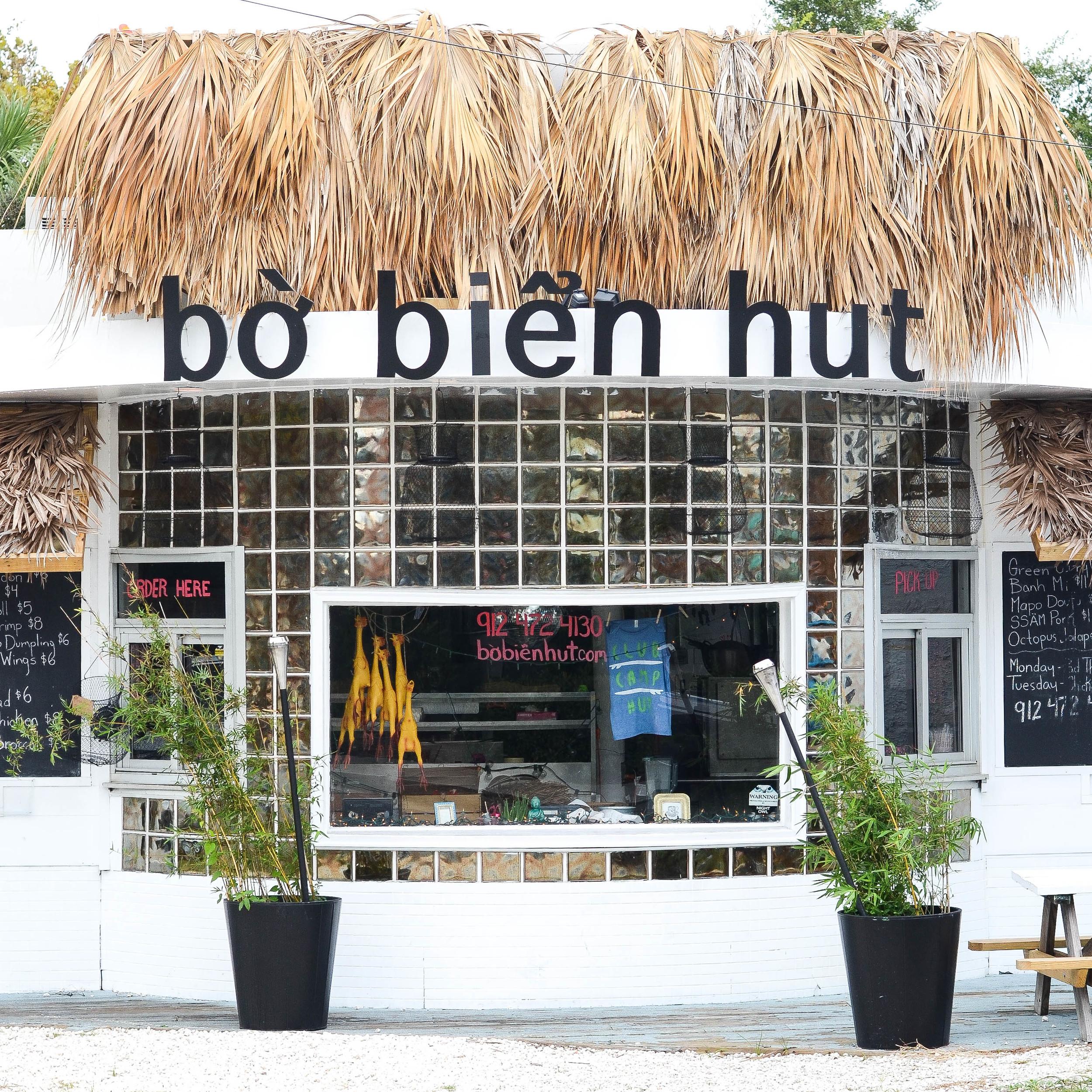 bo bien hut | Tybee Island