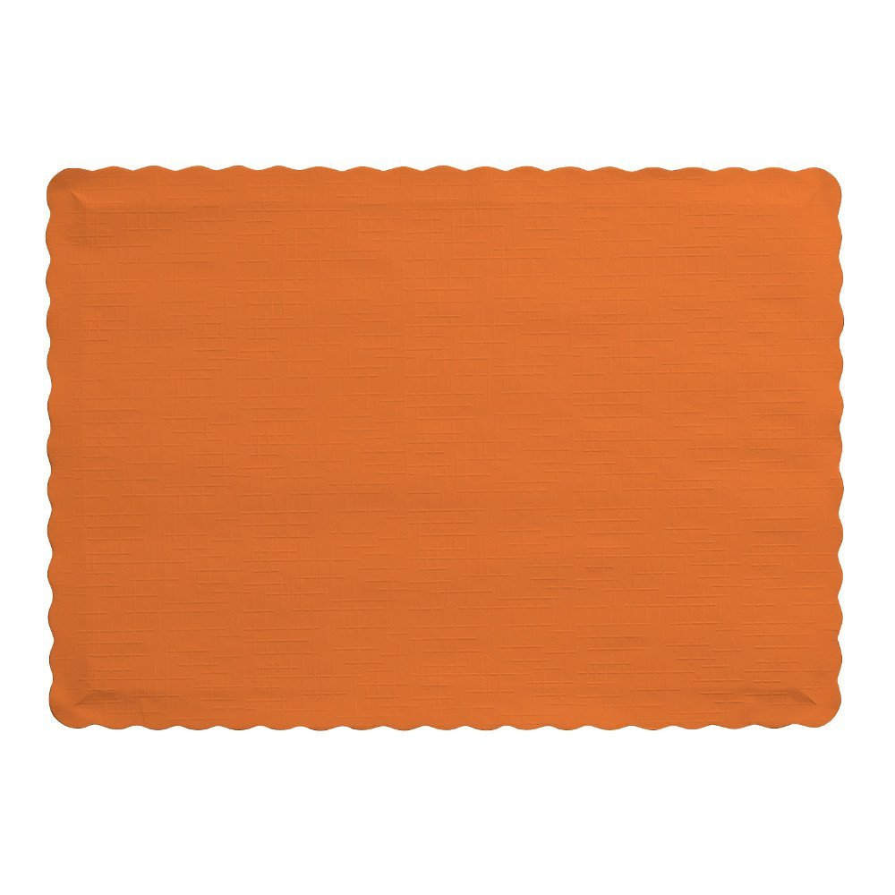 Just add crayons to make these paper place mats a fun activity.