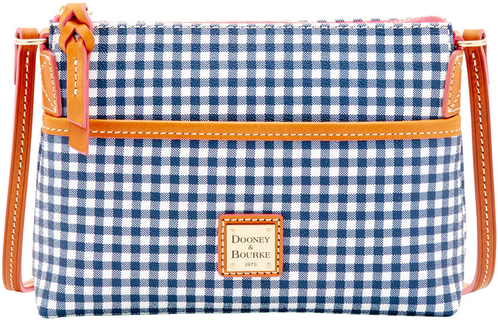 Dooney & Burke Gingham Ginger Crossover
