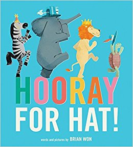Hooray for Hat, by Brian Won