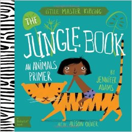 Baby Lit Jungle Book