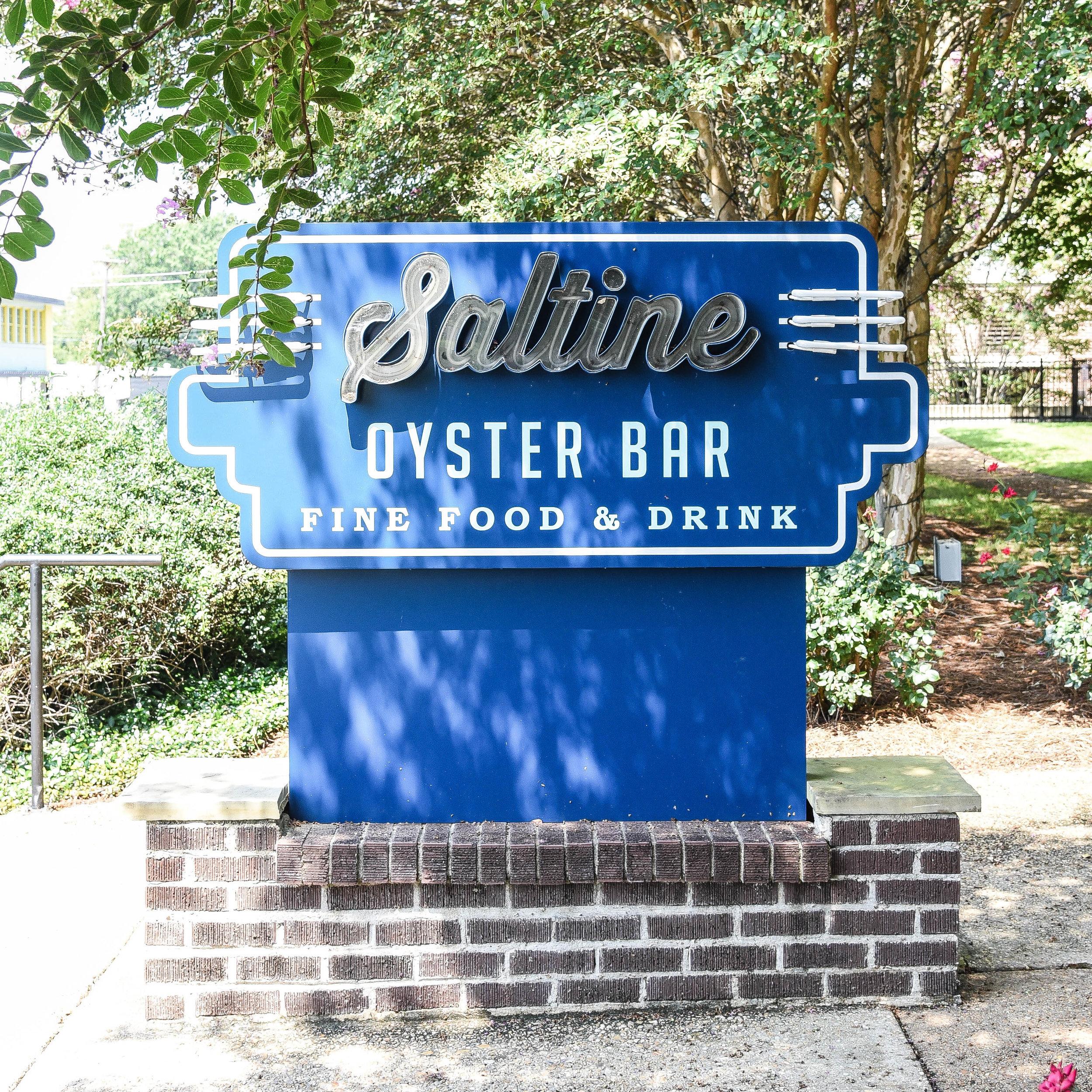 Saltine Restaurant, Jackson Mississippi