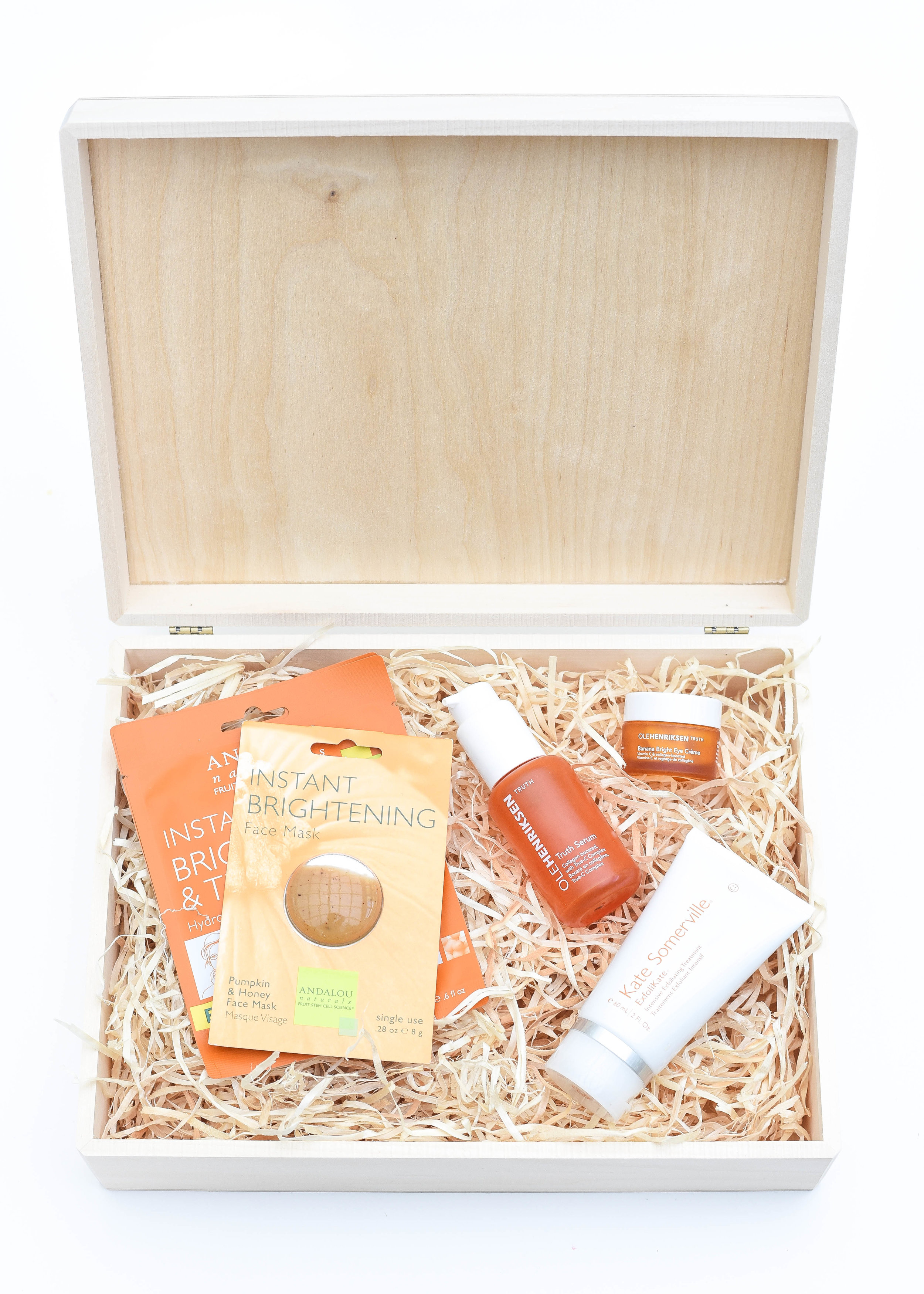 Skincare Gift Set Iron Twine