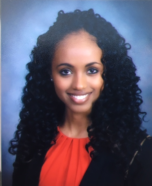 """Rahel Tafese  Hometown: Silver Springs, MD  School: Wake Forest University  Major: Health and Exercise Science; Spanish  Job: Forsyth Pediatrics  Church: River Oaks Community  """"I come from a very large family; I am the youngest of ten!""""  Fun Fact: I can finish 30 bags of chips - Doritos Dinamita Chile Limon in two days, possibly in a day if I don't sleep."""