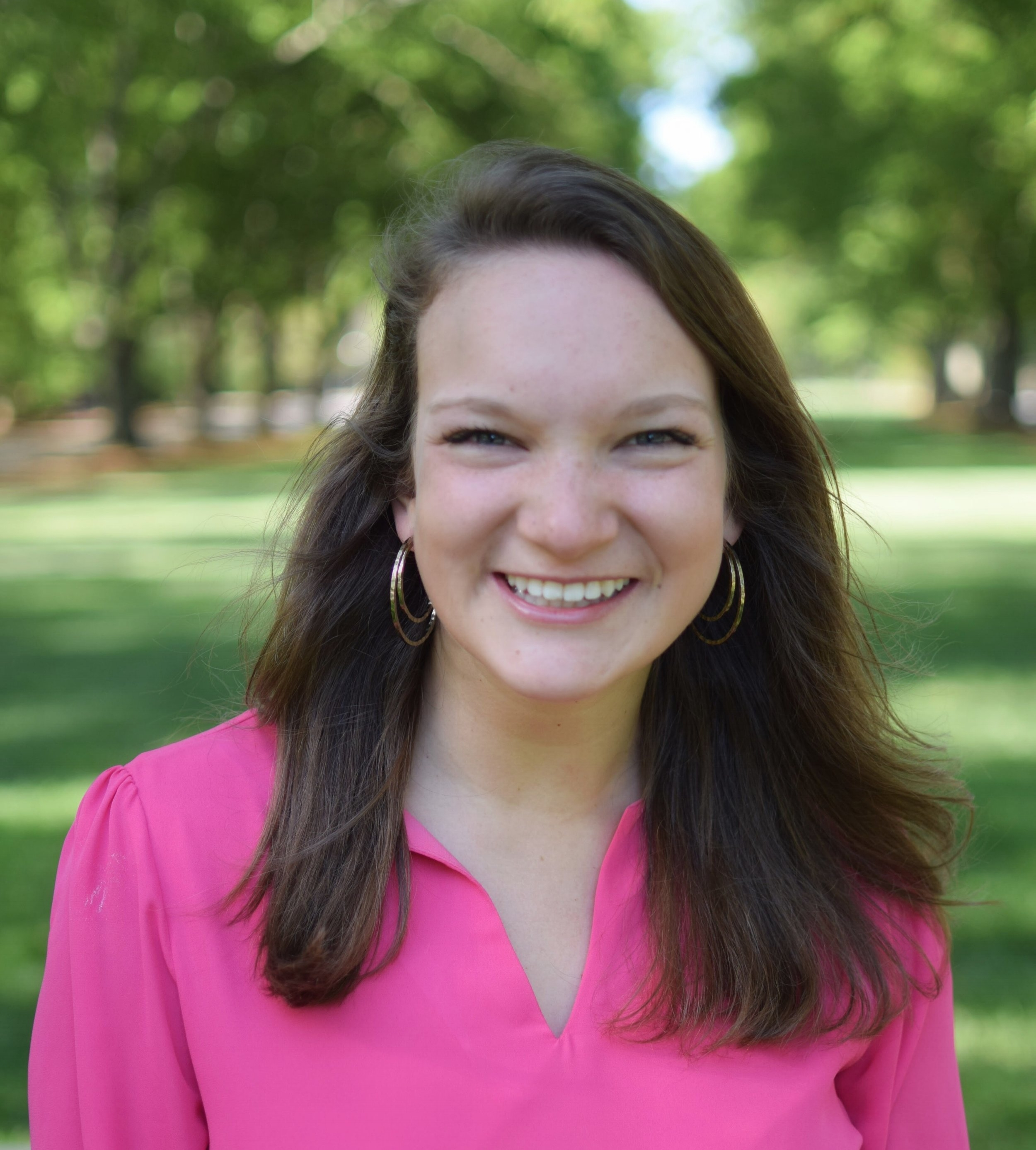 Laura Johnson   Winston-Salem, NC  Furman University  Employer: Novant Health  Church: Redeemer  I find happiness when browsing around a bookstore or sitting at a coffee shop by myself. I come from a family where love of books is mandatory. I love trying out new restaurants and I could eat breakfast for every meal. I've spent four summers coaching a summer league team in Winston, the Sherwood Sharks. Being a swimmer my whole life and having spent my childhood at Sherwood, I love sharing my excitement for the sport with kids. It is so satisfying to watch my swimmers improve and be excited about becoming better swimmers. At Furman, I majored in Politics and International Affairs as well as Religion. I also acquired a minor in Poverty Studies which led me to a summer of working to help the low-income population of Greenville County better access the healthcare system. I am fascinated by the healthcare system and am seeking a career working in healthcare policy.