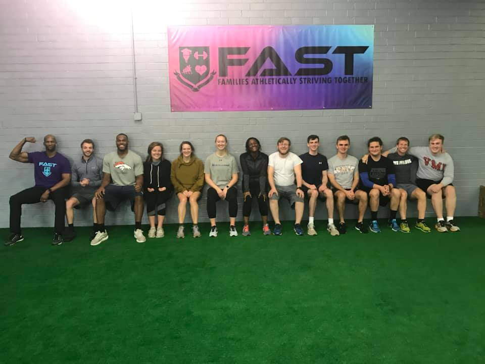 Read the  FELLOWS UPDATE  and weep like we were doing during this wall sit!