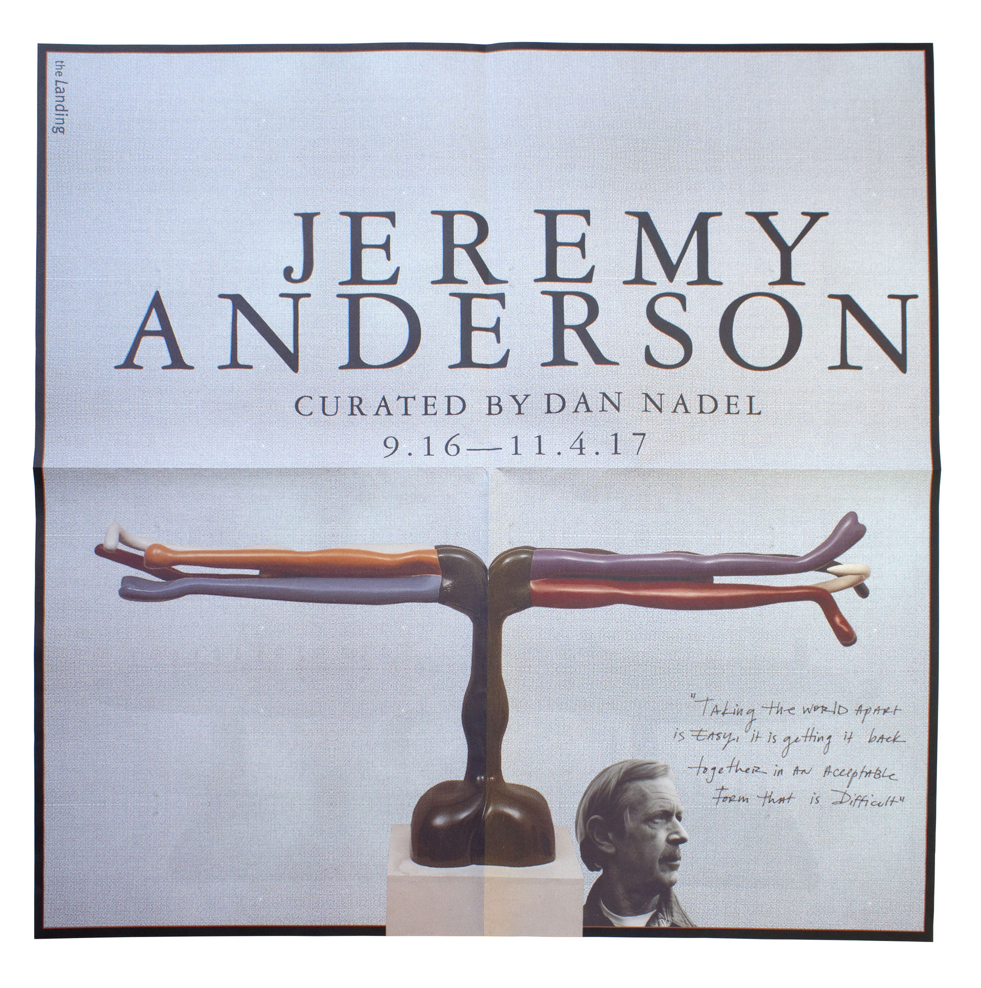 Jeremy Anderson - The landing